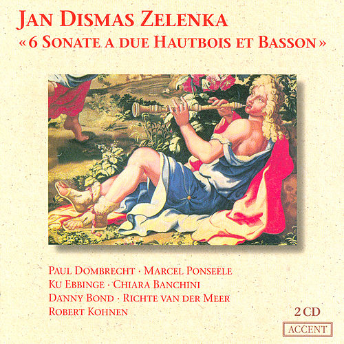 Play & Download ZELENKA: Trio Sonatas Nos. 1-6 by Chiara Banchini | Napster