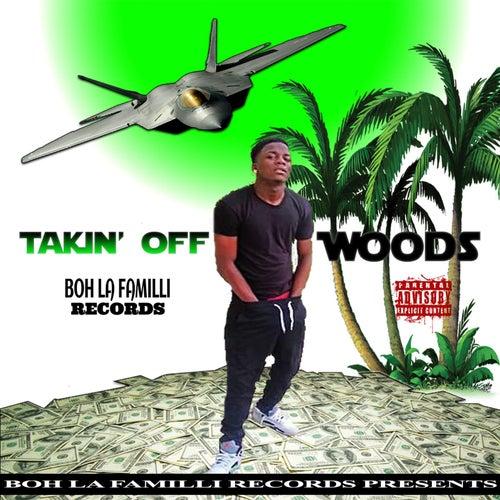 Takin' Off by Woods