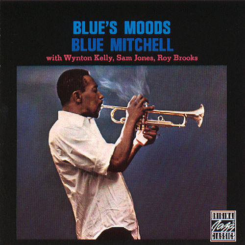 Play & Download Blue's Moods by Richard 'Blue' Mitchell | Napster