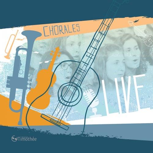 Chorales (Live 2015/2016) de Mission Timothée