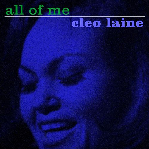 All Of Me by Cleo Laine