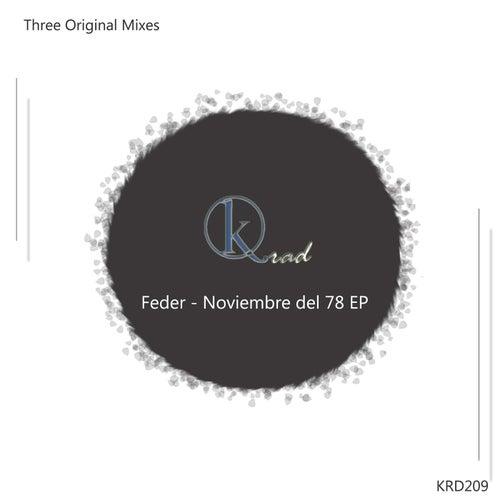 Noviembre del 78 de Feder