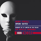 Purcell: Opera Suites by Academy Of St. Martin-In-The-Fields (1)
