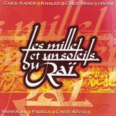 Les mille et un soleils du raï by Various Artists