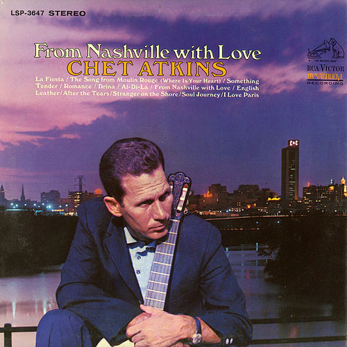 Play & Download From Nashville with Love by Chet Atkins | Napster