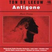 Play & Download Ton de Leeuw: Antigone by Martine Mahé | Napster