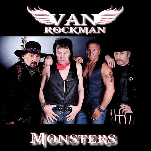 Play & Download Monsters by Van Rockman | Napster