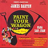 Paint Your Wagon by Lerner & Loewe