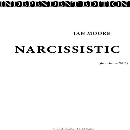 Narcissistic by Ian Moore
