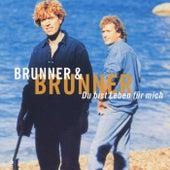 Play & Download Du bist Leben für mich by Brunner & Brunner | Napster