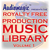Audiomagic's Royalty Free Production Music Library by Various Artists