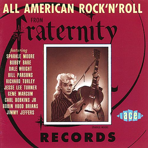 Play & Download All American Rock 'n' Roll From Fraternity Records by Various Artists | Napster