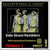 Side Street Ramblers - Masterworks Series Volume 1 by Side Street Ramblers