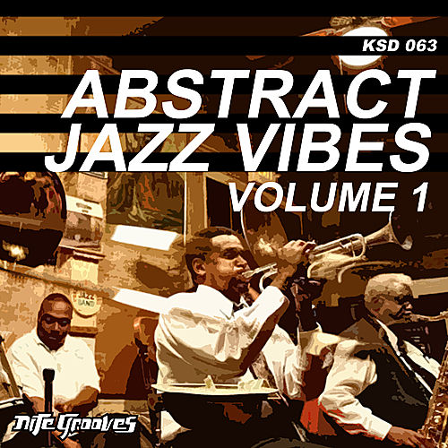 Abstract Jazz Vibes Vol. 1 by Various Artists