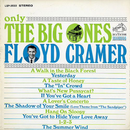Play & Download Only the Big Ones by Floyd Cramer | Napster