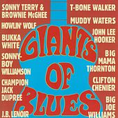 Play & Download Giants of Blues (Live) by Various Artists | Napster