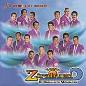Play & Download No Terminé de Amarte by Banda Zirahuen | Napster