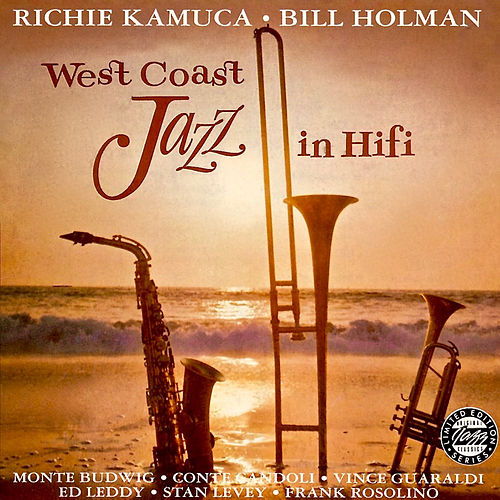 West Coast Jazz in Hifi by Richie Kamuca