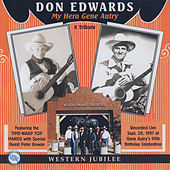 My Hero Gene Autry by Don Edwards