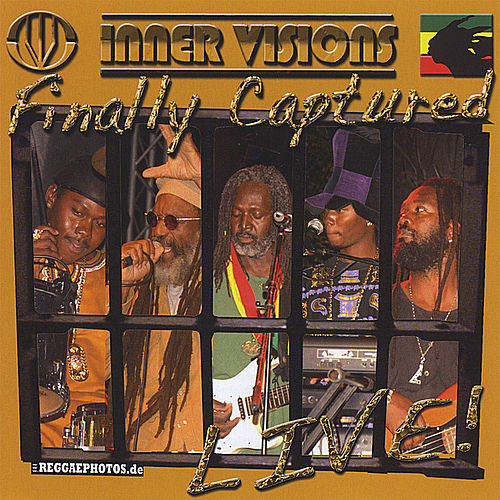 Play & Download Finally Captured Live by Inner Visions | Napster