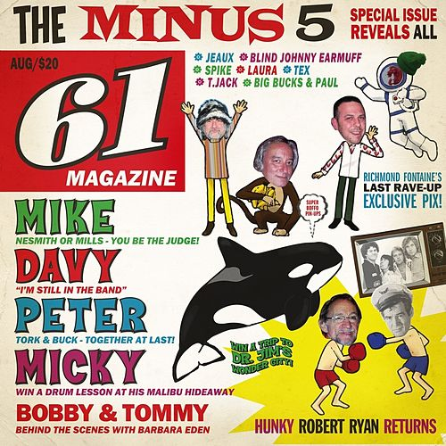 Of Monkees And Men by The Minus 5