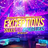 Play & Download Exceptions (feat. Joyner Lucas) by Snax | Napster