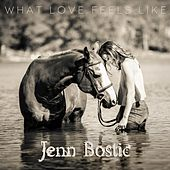 What Love Feels Like (Radio Edit) by Jenn Bostic