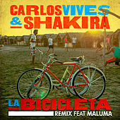 Play & Download La Bicicleta (Remix) by Carlos Vives & Shakira | Napster