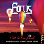 Live in England by Focus