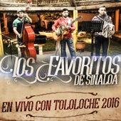 Play & Download En Vivo Con Tololoche 2016 by Los Favoritos De Sinaloa | Napster
