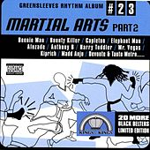 Play & Download Greensleeves Rhythm Album #23: Martial Arts Part 2 by Various Artists | Napster
