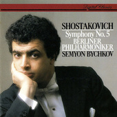 Shostakovich: Symphony No. 5 by Berliner Philharmoniker