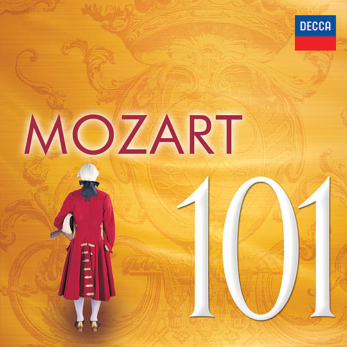 101 Mozart by Various Artists