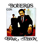 Play & Download Boleros Con: by Oscar D'Leon | Napster