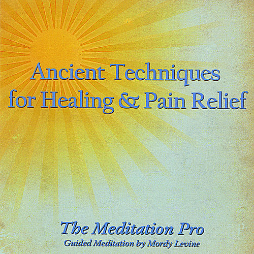 Play & Download Ancient Techniques for Healing & Pain Relief by Mordy Levine | Napster