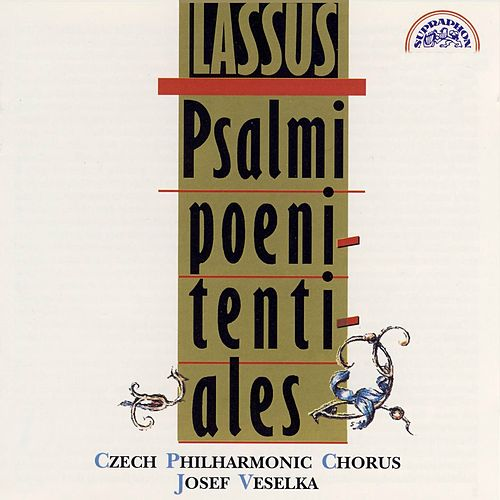 Play & Download Psalmi poenitentiales by Czech Philharmonic Chorus | Napster
