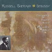 Debussy: Estampes, Images & Préludes by Russell Sherman