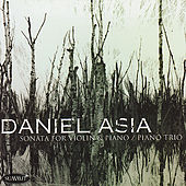 Asia: Sonata for Violin & Piano, Piano Trio by Various Artists