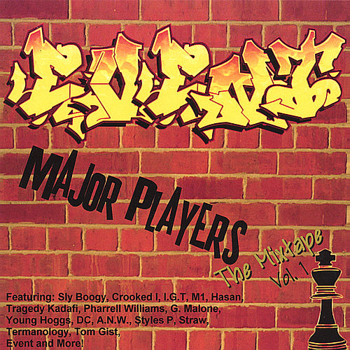Play & Download Major Players: The Mixtape Vol.1 by Various Artists | Napster