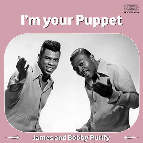 I'm Your Puppet de James & Bobby Purify