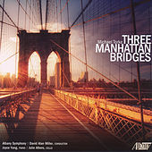 Three Manhattan Bridges by Various Artists