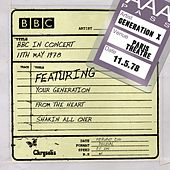 Play & Download BBC in Concert (11 May 1978) by Generation X | Napster