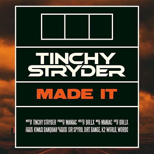 Play & Download Made It by Tinchy Stryder | Napster