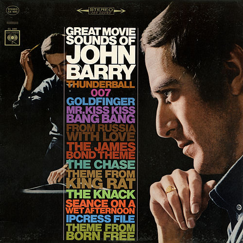 Great Movie Sounds of John Barry by John Barry