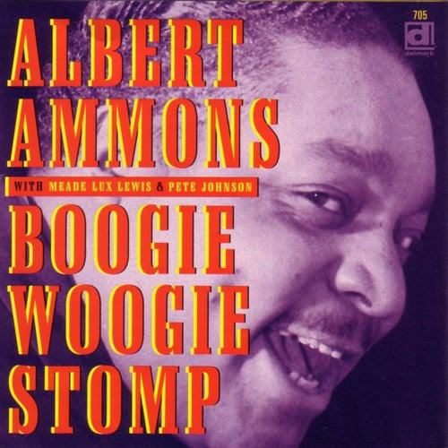 Boogie Woogie Stomp by Albert Ammons