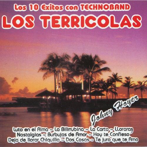 Play & Download Los 10 Exitos Con Technobanda by Los Terricolas | Napster