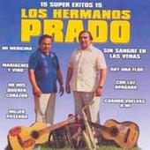 Play & Download 15 Super Exitos by Los Hermanos Prado | Napster