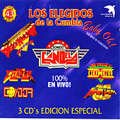 Play & Download Los Elegidos de la Cumbia by Various Artists | Napster