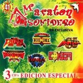 Maraton Sonidero by Various Artists