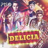 Delicia (Versión Acústica) de Piso 21